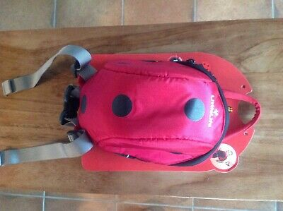 Little Life Toddler Ladybird Backpack With Rein With Packaging Great Condition