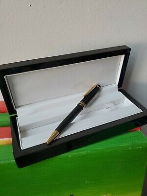 MontBlanc 164 Meisterstuck Le Grand, Blck/Gold* ACCEPTING OFFERS