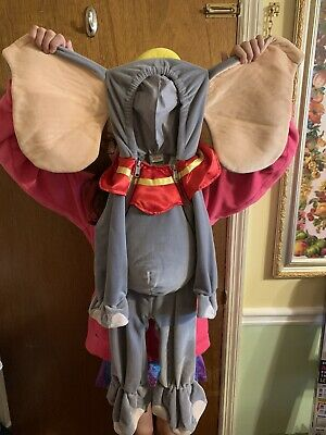 Disney Store DUMBO Costume 6 to 12 Months Elephant Baby Toddler Child Halloween
