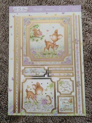 Hunkydory Oh So Deer Papercrafting Kit