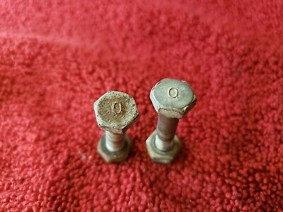 Schwinn Krate Sting-Ray Q Bolts For Schwinn Stingray Krate Seat Sissybar Bolts