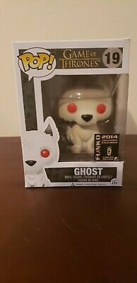 Funko Pop Game of Thrones™: Ghost Comic-Con Exclusive
