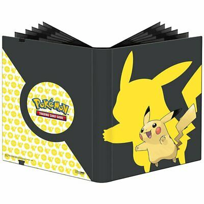 UltraPro 9 Pocket PRO-Binder - Pokemon - Pikachu 2019