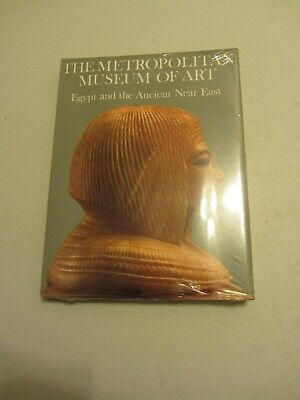 The Metropolitan Museum Of Art Egypt & The Ancient Near East Book Sealed!!