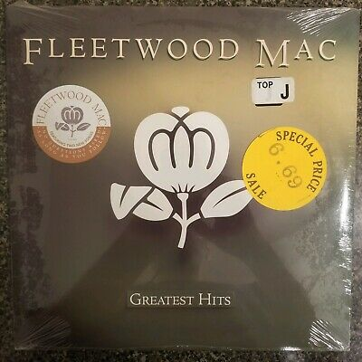 Fleetwood Mac - Greatest Hits Vinyl LP - SEALED - MINT CONDITION - 9 25801-1