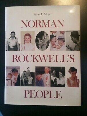 """""""Norman Rockwell's People"""" by Susan E Meyer"""