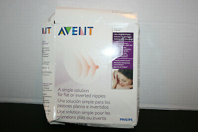Philips Avent Niplette for Flat or Inverted Nipples - Twin Pack