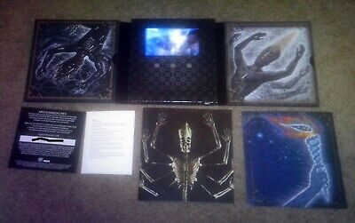 Tool Fear Inoculum CD Danny's Drum Kit Variant Packaging No CD See Description