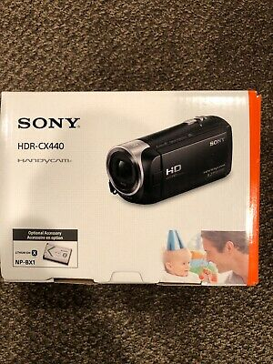 Sony HDR-CX440 Handy cam camcorder