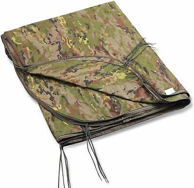 REDCAMP Woodland US Military Style All Weather Poncho Liner Woobie Blanket