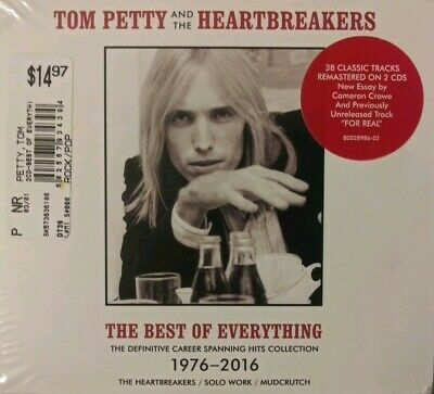 Tom Petty *The Best Of Everything - The Definitive Career **BRAND NEW 2 CD