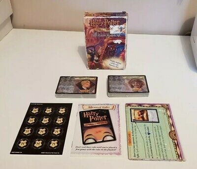 Harry Potter TCG 2 Player Starter Set (WOTC, 2001)