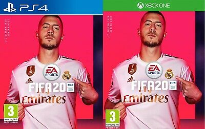 FIFA 20 (PS4 / Xbox One) New & Sealed - Limited Stock * Free UK P&P *