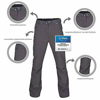 Fifty Five unisex  Softshell Trousers Outdoor Pants Orac size large ladys 16/18