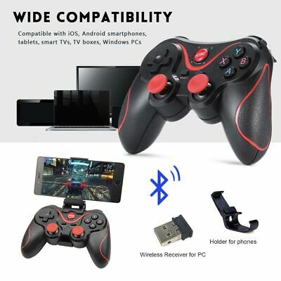 AU Wireless Bluetooth Gamepad IOS Controller Remote Game For Android Phone PC