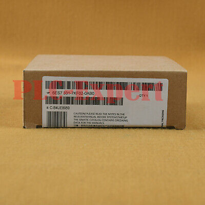 1PC New SIEMENS 6ES7331-7KF02-0AB0 6ES7 331-7KF02-0AB0 PLC One year warranty