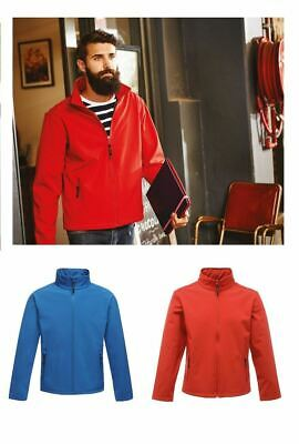 Regatta Mens Classic 3 Layer Softshell Jacket Waterproof Breathable - TRA681