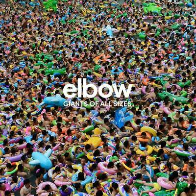 Elbow - Giants Of All Sizes - Album (2019) - CD - New and Sealed