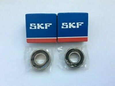 Skf 6202 2Rs 15X35X11Mm Brand New Boxed Rubber Sealed Bearing 2Rsh Ddu Rs