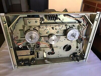 TEAC A-4010S Reel to Reel Recorder TRANSPORT (no HEADS).