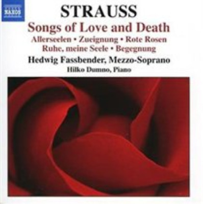 Songs of Love and Death (Fassbender, Dumno) (US IMPORT) CD NEW