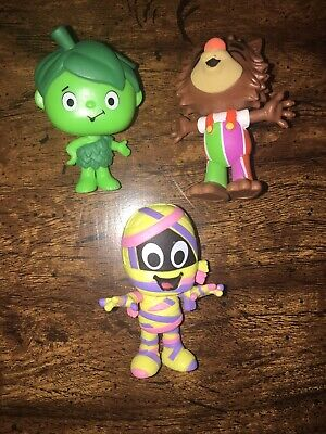 Funko Mystery Minis Ad Icons Chase Lot: Sprout, Fruit Brute, Yummy Mummy 1/72