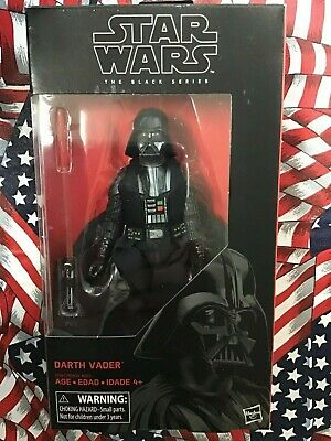 DARTH VADER (#43) - Star Wars Black Series - 6 inch Figure - Sith Lord