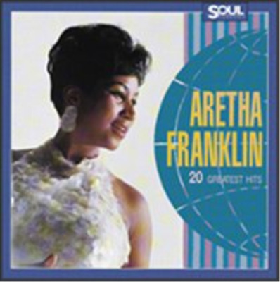 Aretha Franklin-20 Greatest Hits (US IMPORT) CD NEW