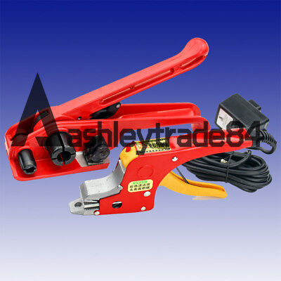 Manual Strapping Tool  Manual tightening device + fused baling press