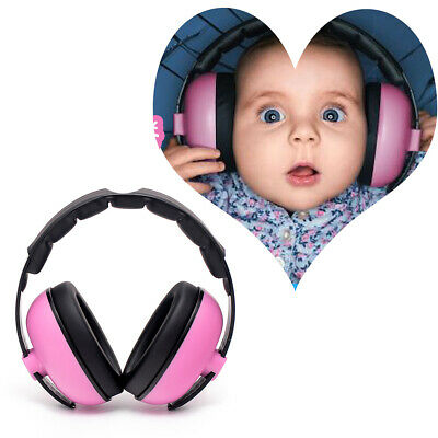 Baby Kids Ear Defenders Muffs Noise Reduction Plug Protectors Children Toddler