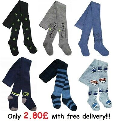Yo! Baby BOYS Tights Leg Warmers 9-36 Months 3-5 Years Toddler Infant Pants