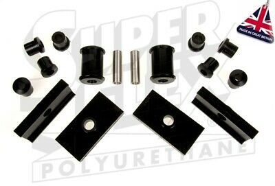 Superflex Polyurethane Complete Rear Bush Kit Mg Mgc
