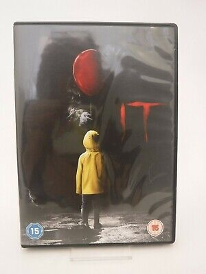 IT [DVD + Digital Download] [2017] The Cheap Fast Free Post