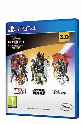 Disney Infinity 3.0 Play Without Limits (Game Software Only) PS4 Playstation 4