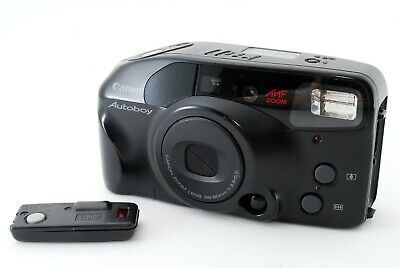 *Exc++++* Canon Autoboy AiAF Zoom 35mm Point & Shoot Film Camera from JAPAN*1276