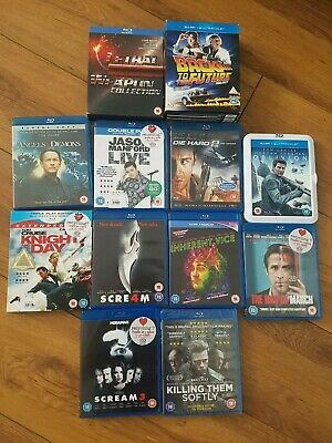 Bluray 17 lot bundle Lethal Weapon Collection Boxset