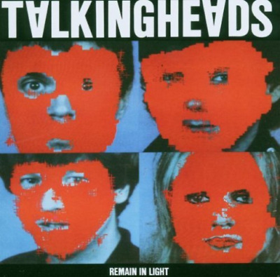 Talking Heads-Remain in Light [plus Dvd] (Remastered) (US IMPORT) CD NEW