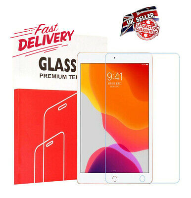 Genuine Tempered Glass Film Screen Protector Apple iPad 9.7-inch (2017) 5th GEN