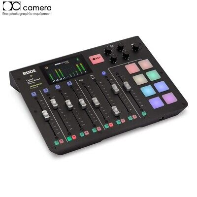Brand New Rode RODECaster Pro Integrated Podcast Production Studio  #29118