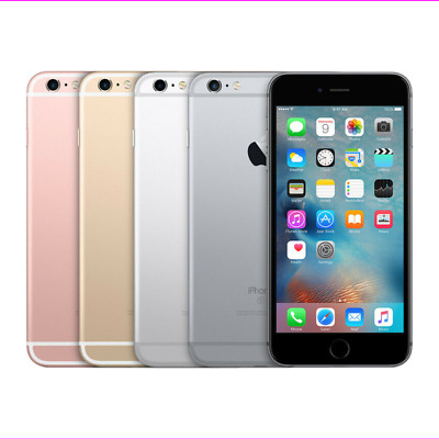 iPhone 6s/6s plus 16GB/64GB/128GB Unlocked Verizon at&t Tmobile smartphone LTE