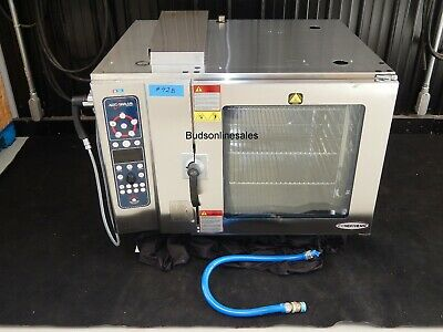 Alto Shamm Combitherm Gas Steamer Combi Cooking Convection Oven 7.14 Esg