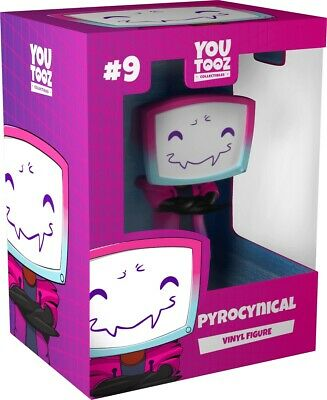 Unopened - Brand New Pyrocynical Youtooz Vinyl Figure #9 [SOLD OUT]