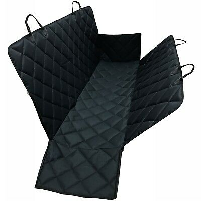 Quilted Dog Rear Hammock Seat Cover Tall For  MERCEDES-E-CLASS AMG 02-08