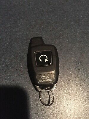 Genuine OEM Subaru Remote Fob Transmitter 1 button REMOTE START