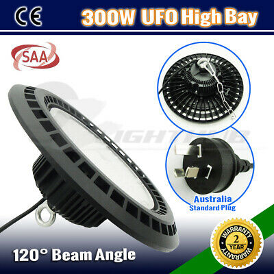 Ufo 300W High Low Bay Led Work Light Warehouse Industrial Factory Loft Down Lamp
