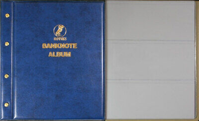 Standard Album for Various Banknotes