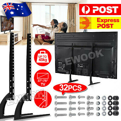 "Universal TV Riser Stand Mount For Samsung Sony Sharp 32-70"" LCD LED Sony TCL TV"