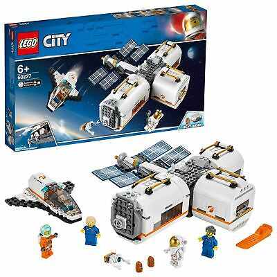 LEGO City Lunar Space Station Space Port Toy 60227