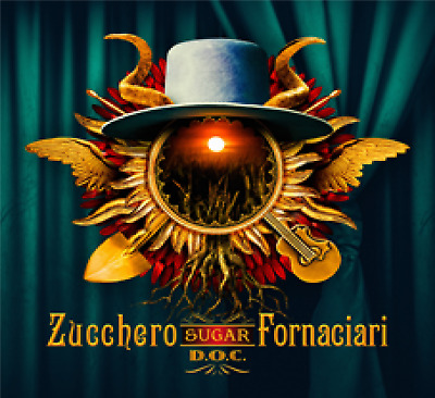 Zucchero D.O.C CD ALBUM  NEW(8THNOV)