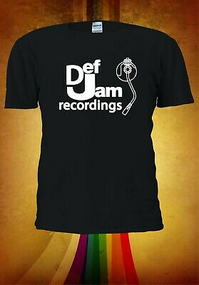Def Jam Recordings S-5XL Funny Men Women Unisex T-shirt 2971